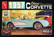 1/25 1957 Chevy Corvette Convertible