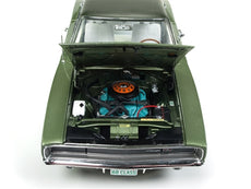 1968 DODGE CHARGER R/T GREEN