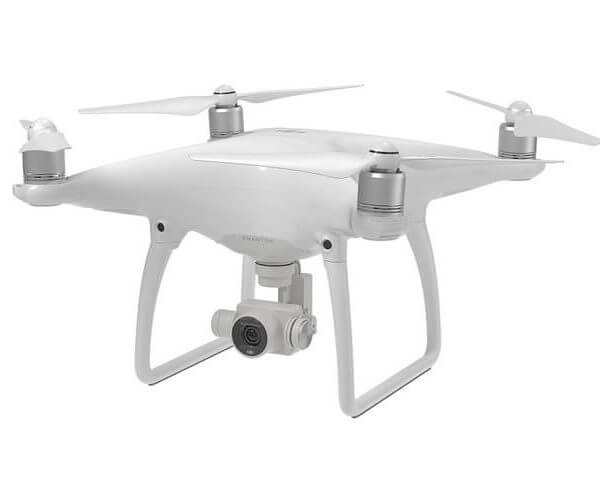 DJI Phantom 4 Pro With Free Training