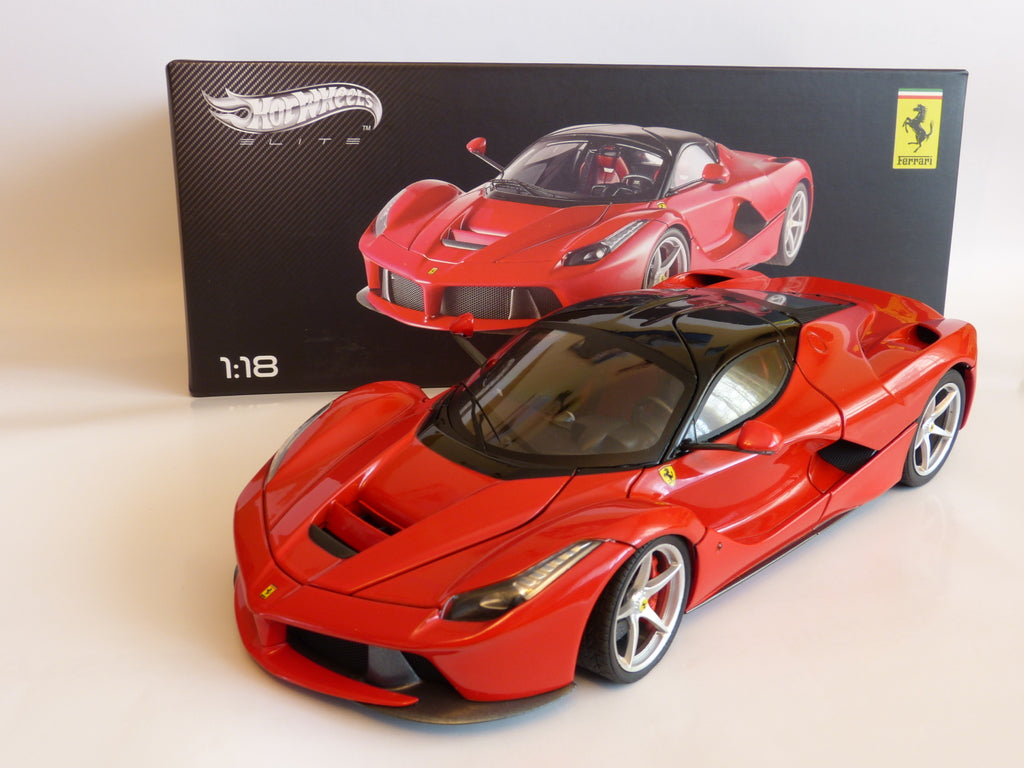 1/18 FERRARI LAFERRARI RED