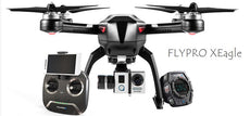 Flypro Xeagle Follow Leader Smart Watch UAV Car GPS RC Quadcopter Sport