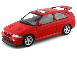 1/18 FORD ESCORT RS COSWORTH 1992