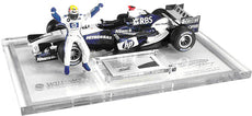 1/18 WILLIAMS BMW FW27 MARK WEBBER
