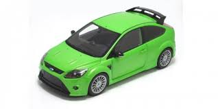 Minichamps - 1/18 2010 Ford Focus RS - White