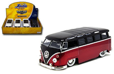 1/24 1962 VOLKSWAGEN BUS BIGTIME BUS KUSTOMS