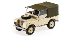 Minichamps - 1/18 1948 Land Rover
