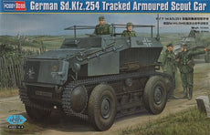1/35 German Sd.Kfz.254 Tracked Armoured Scout Car