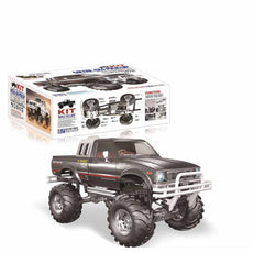 1/10 2.4G 4WD Rc Car DIY Kit for TOYATO Metal 4X4 Pickup Truck