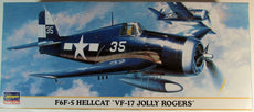 1/72 F6F-5 HELLCAT 'VF-17 JOLLY RODGERS'