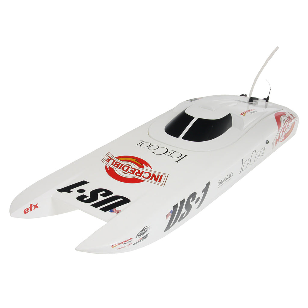 Joysway 8302 Catamaran Us 1 2 4ghz Rc Speed Boat