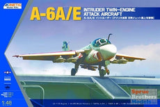 1:48 Kinetic A-6A A-6E Intruder Twin Engine Attack Aircraft