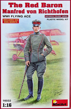 1/16 The Red Baron Manfred von Richthofen