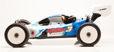 1/8 Nanda NRB3 Nitro Off Road Buggy