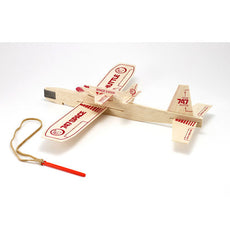 Balsa glider guillows (catapult) chuckee