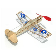 Kit guillow balsa rubber (hellcat)