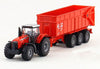 1/87 MASSEY FURGUSON 8480 WITH TRAILER