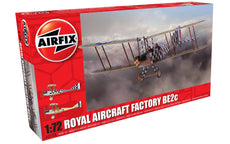 1/72 Royal Aircraft Factory BE2c Scout