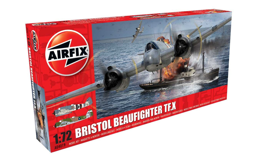 1/72 Bristol Beaufighter Mk.X