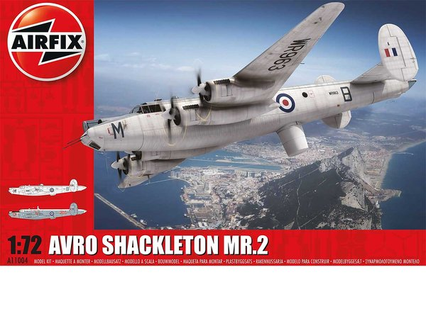1/72 AVRO SHACKLETON MR.2