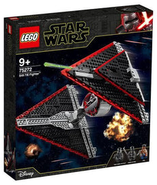 LEGO Star Wars The Rise of Skywalker Sith TIE Fighter