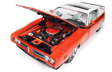1971 DODGE CHARGER R/T ORANGE WITH WHITE ROOF