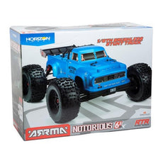1/8 NOTORIOUS 6S BLX Classic Stunt Truck
