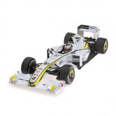 Brawn GP BGP001 F1 World Champion 2009 Jenson Button Minichamps