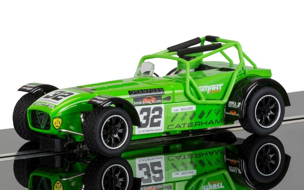 Scalextric 1/32 Scale Slot Car Caterham Superlight