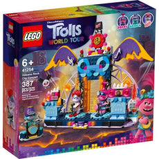 LEGO Trolls World Tour Volcano Rock City Concert