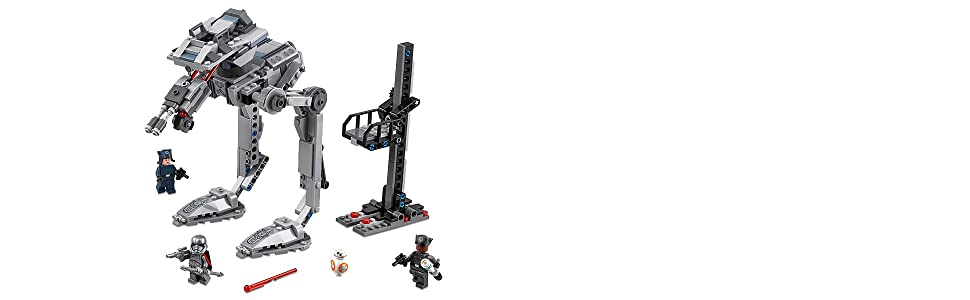 LEGO Star Wars The Last Jedi First Order AT-ST.