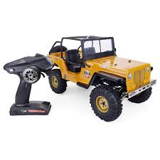 1/10 2.4G 4WD Split Transmission All-terrain Off-road Rock Crawler Climbing Vehicle.