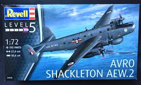 1/72 AVRO SHACKLETON AEW. 2