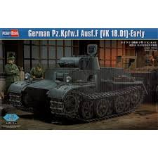 1/35 German Pzkpfw.I Ausf.F (VK1801)-Early