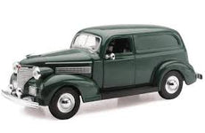 1/32 1939 CHEVY SEDAN DELIVERY GREEN