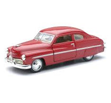 1/32 1949 FORD MERCURY RED