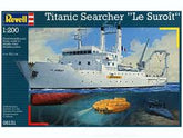 "1/200 TITANIC SEARCHER ""LE SUROIT"""