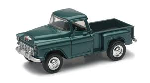 1/32 1955 CHEVROLET STEP-SIDE PICK UP GREEN