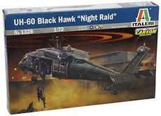 1/72 UH-60 BLACK HAWK 'NIGHT RAID'