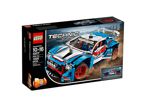 LEGO®- Technic -  Rally Car