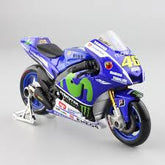 1/18 YAMAHA FACTORY RACING NO. 11