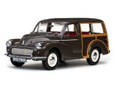 1/12 MORRIS MINOR 1000 BROWN 1967