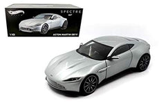 1/18 ASTON MARTIN DB10 JAMES BOND SPECTRE SILVER