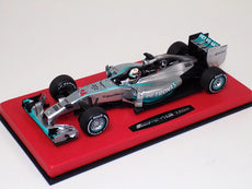 1/18 MERCEDES F1 W05 BRITISH GP 2014 HAMILTON