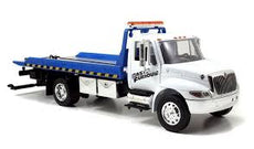 1/24 INTERNATIONAL MILLER FLATBED TOW TRUCK