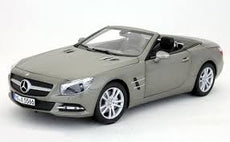 1/18 MERCEDES-BENZ SL500 DARK GREY MATT 2012