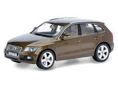 1/18 AUDI Q5 TEAVE BROWN