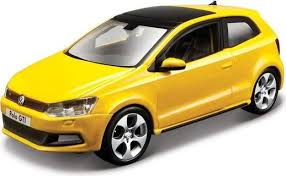 1/32 VOLKSWAGEN POLO GTI YELLOW