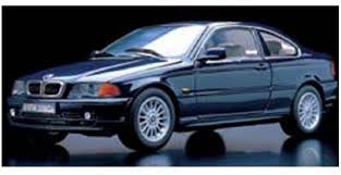 1/18 BMW 328CI DARK BLUE