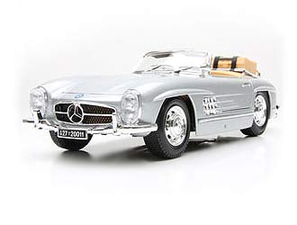 1/18 MERCEDES BENZ 300SL TOURING 1957