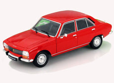 1/18 PEUGOT 504 COUPE 1971 RED